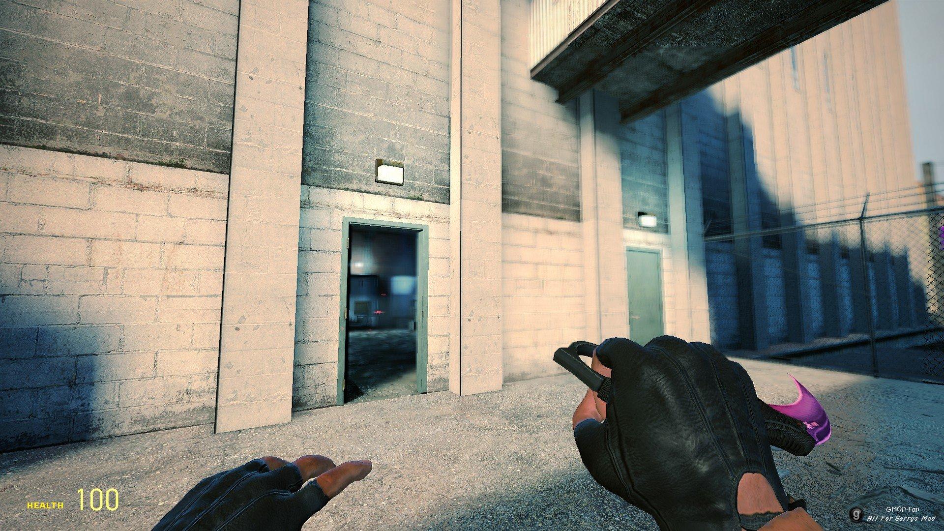 Аддоны для garry s mod 13 на оружие из кс го