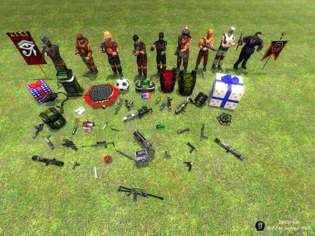 Скачать Team Fortress 2 2011