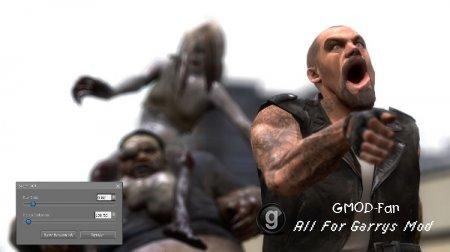 Импорт контента Left 4 Dead в Garry's Mod